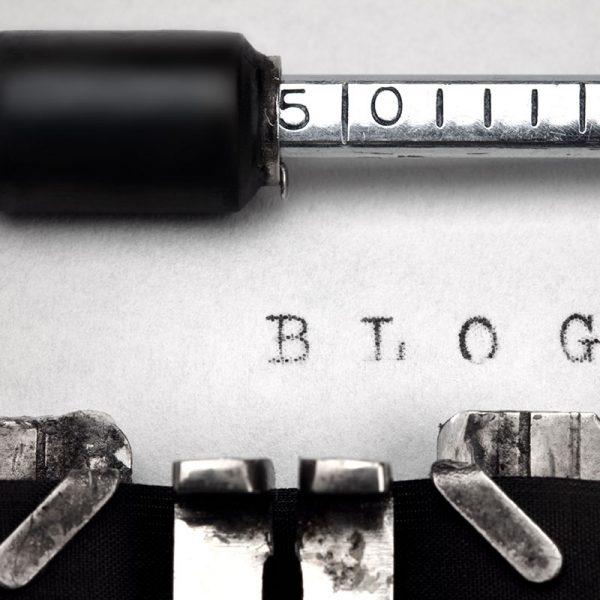 ブログに書く記事、其の一