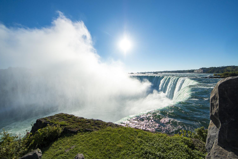 ナイアガラの滝(カナダ滝 )